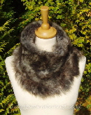 Toscana Shearling Tippet Collars